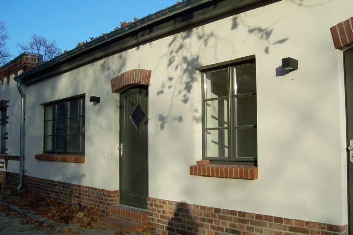 Fassaden-Anstrich